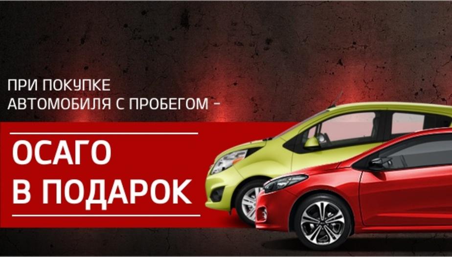 Калининградцы могут получить в подарок полис ОСАГО - Новости Калининграда