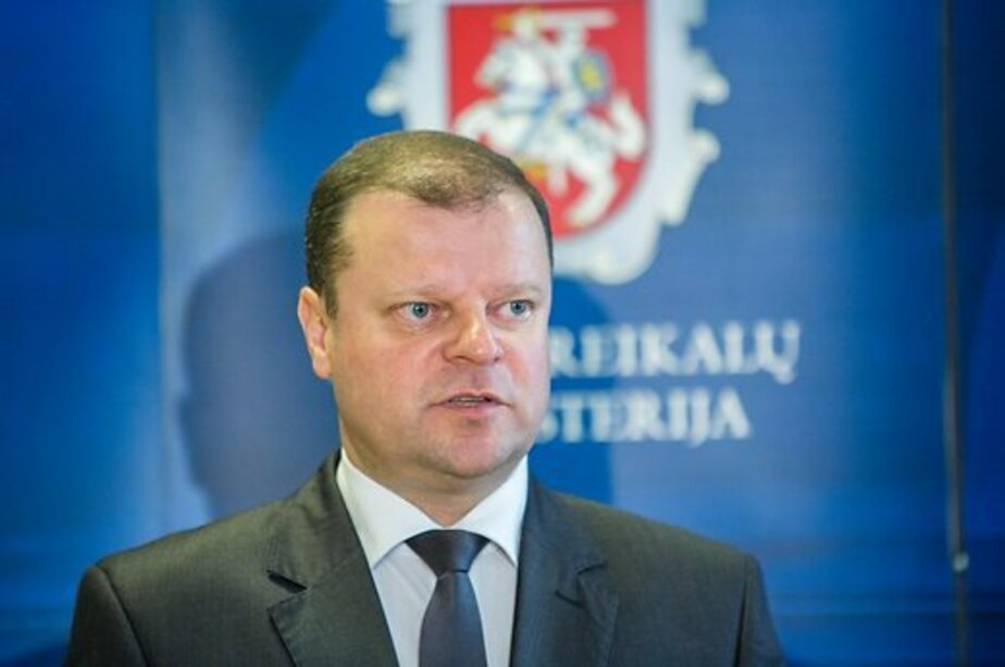 Глава МВД Литвы подал в отставку из-за неосторожного обращения полицейских с оружием