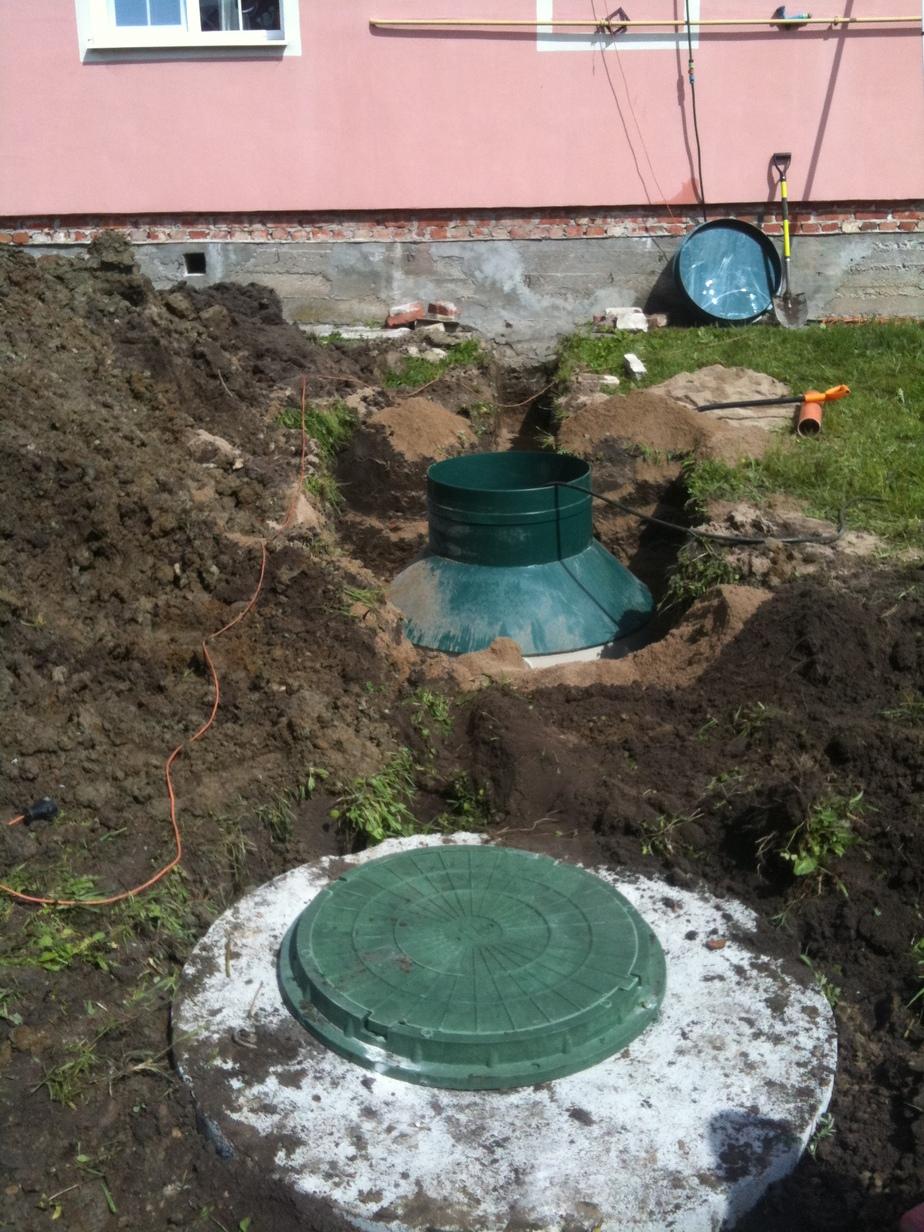 Как сделать частный дом комфортным: устанавливаем очистные сооружения на участке - Новости Калининграда