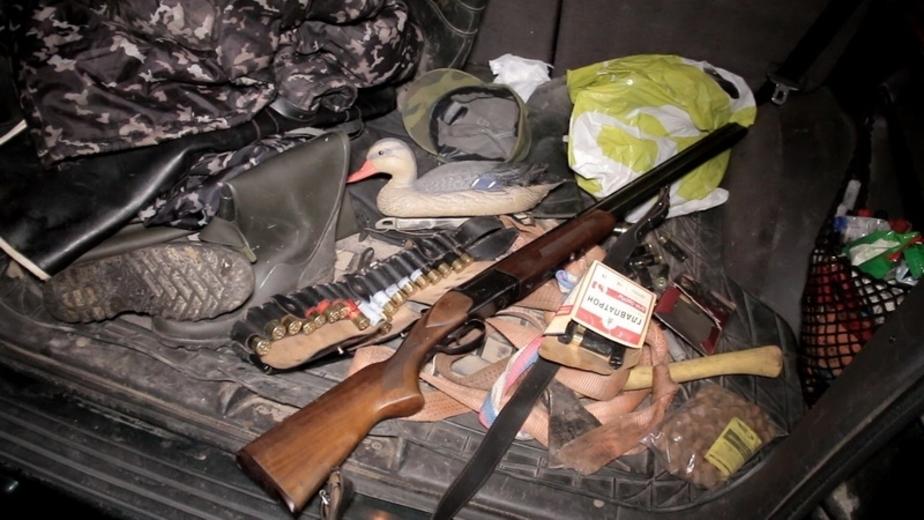 В Нестеровском районе сельчанин стрелял в воздух и угрожал соседям - Новости Калининграда