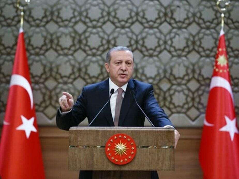 Эрдоган отказался извиняться за сбитый российский Су-24 - Новости Калининграда