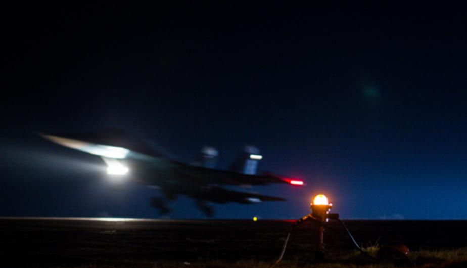Турция привела ВВС страны в полную боевую готовность