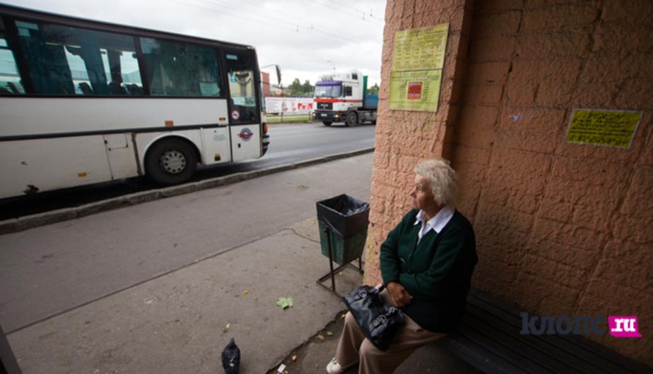 В Калининграде нашли пропавшую в субботу пенсионерку - Новости Калининграда