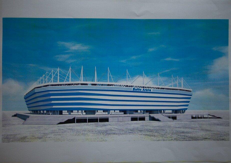 Цуканов назвал стоимость стадиона к ЧМ-18 после госэкспертизы - Новости Калининграда