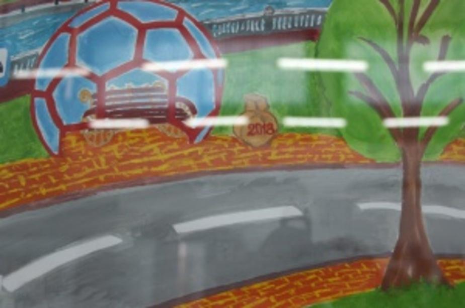 В Калининграде появится остановка в форме футбольного мяча - Новости Калининграда