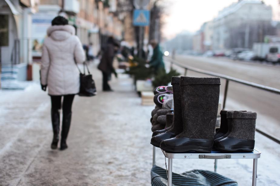 Рабочая неделя в Калининграде начнётся дождём и мокрым снегом - Новости Калининграда