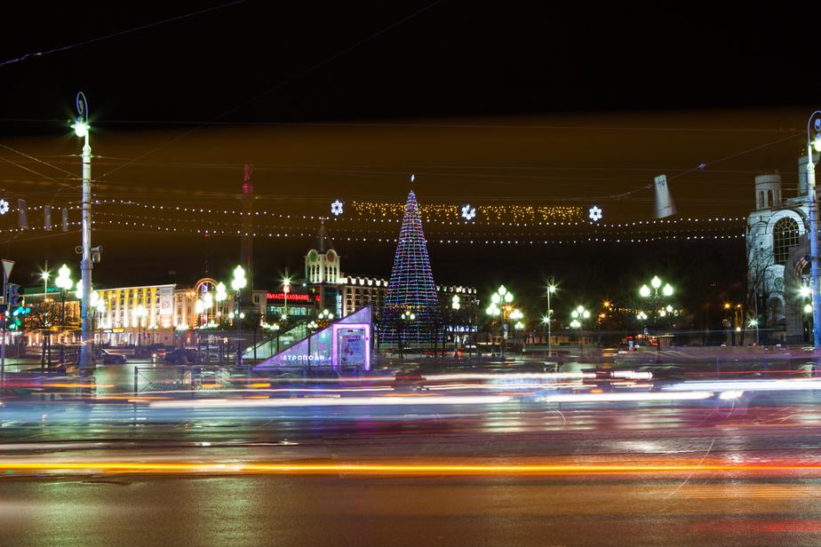 С улиц Калининграда может исчезнуть праздничная подсветка - Новости Калининграда