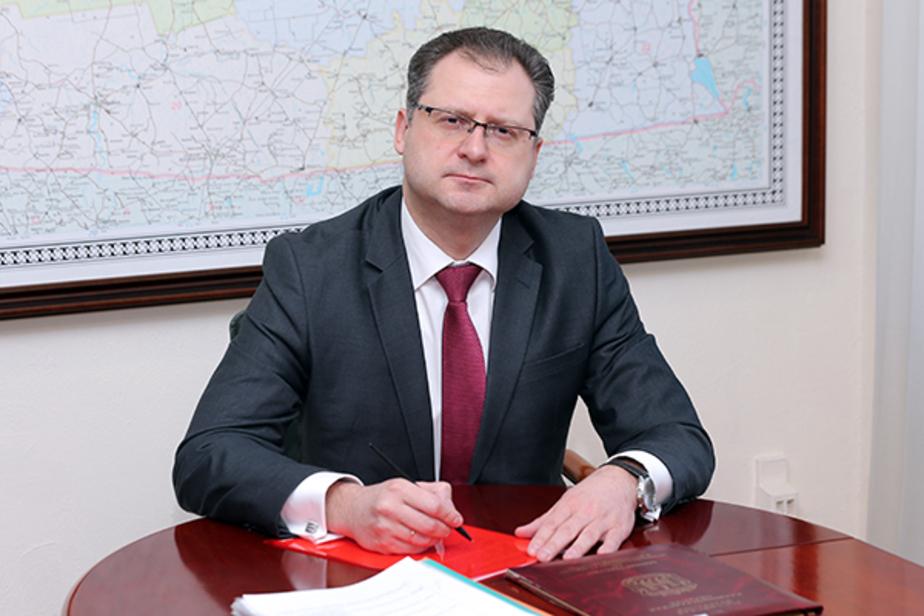 Максим Коломиец назначен врио министра по муниципальному развитию и внутренней политике - Новости Калининграда