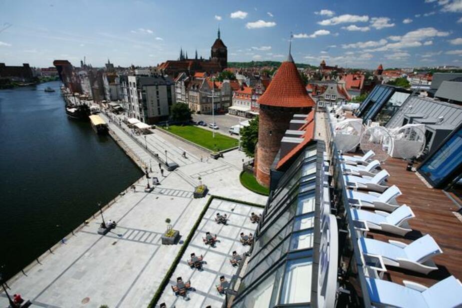 Гданьск лидирует в гостиничной индустрии благодаря калининградцам