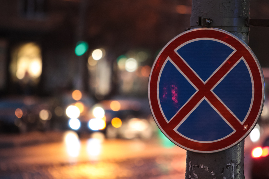 В Калининграде временно закроют участок Гвардейского проспекта и ул. Горной - Новости Калининграда