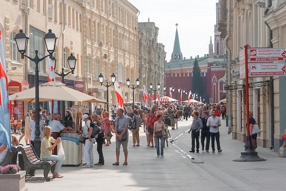 Опрос: треть россиян никогда не были в Москве  - Новости Калининграда