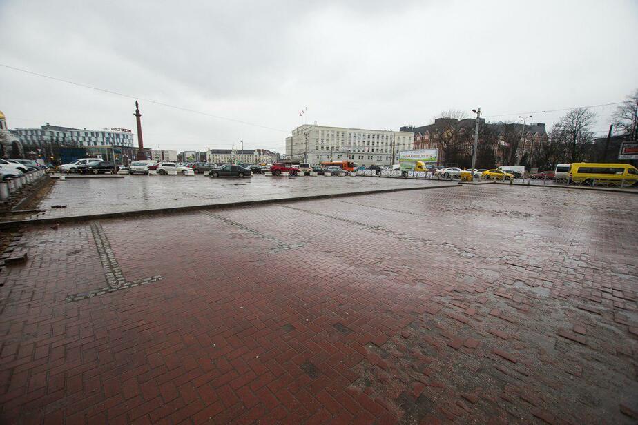 Ректор КГТУ: сотрудникам вуза парковка на площади Победы не по карману - Новости Калининграда