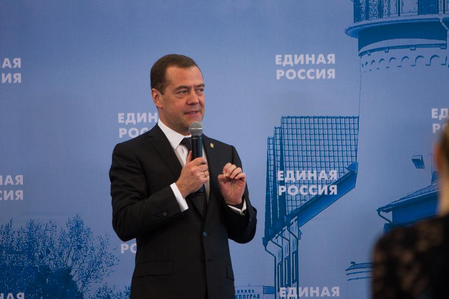 Медведев: Отмена антитурецких санкций будет происходить поэтапно  - Новости Калининграда