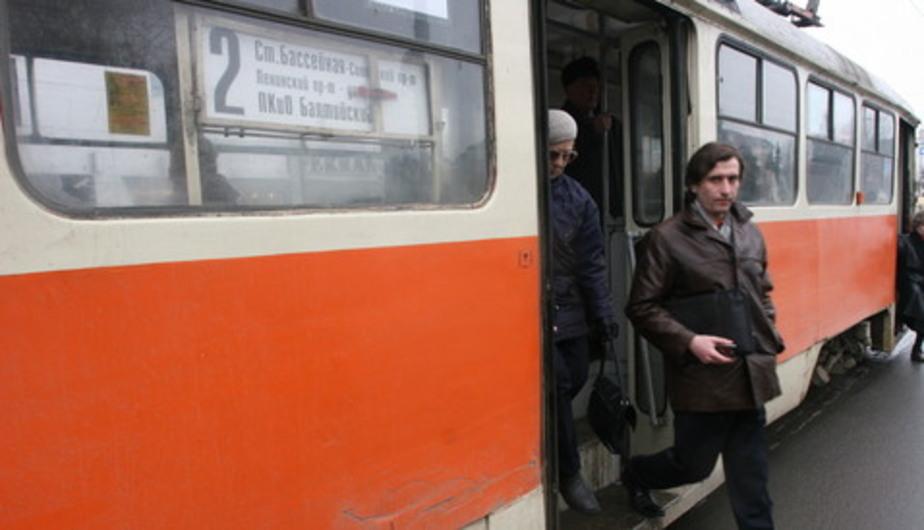 """""""Это будет как метро"""": Ярошук пообещал купить новые трамваи и удлинить пути  - Новости Калининграда"""