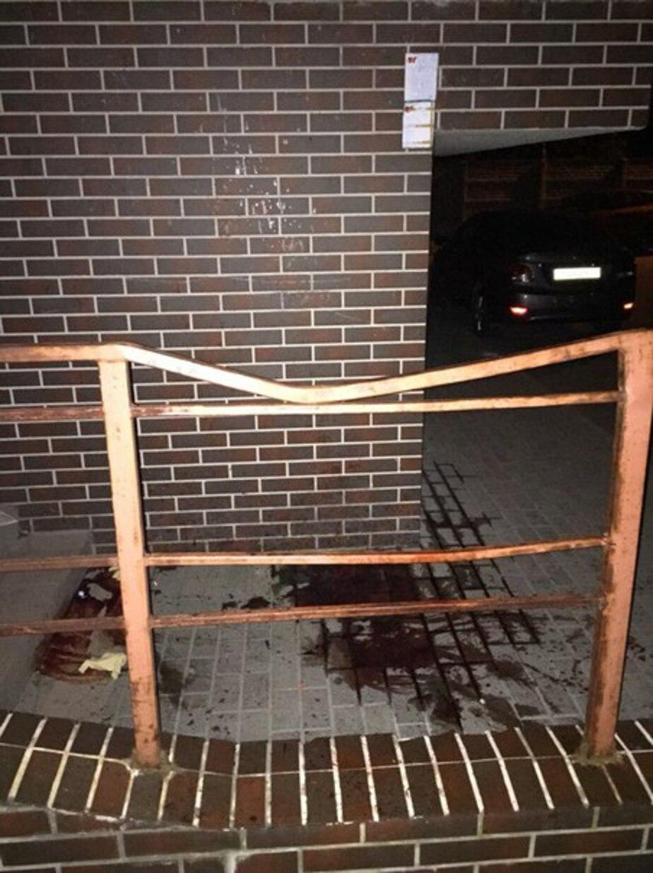 Очевидцы: человек разбился, выпав из окна на улице Гагарина   - Новости Калининграда