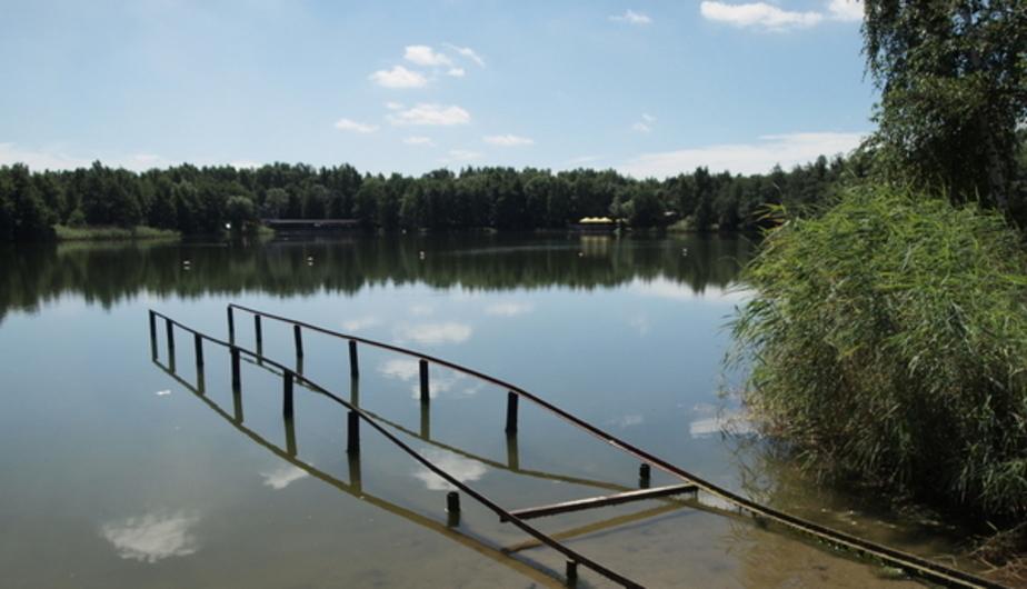 На Голубых озерах спасли двух калининградских школьниц - Новости Калининграда