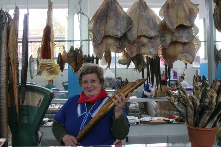 Вылов рыбы в Балтийском море увеличился за год на треть