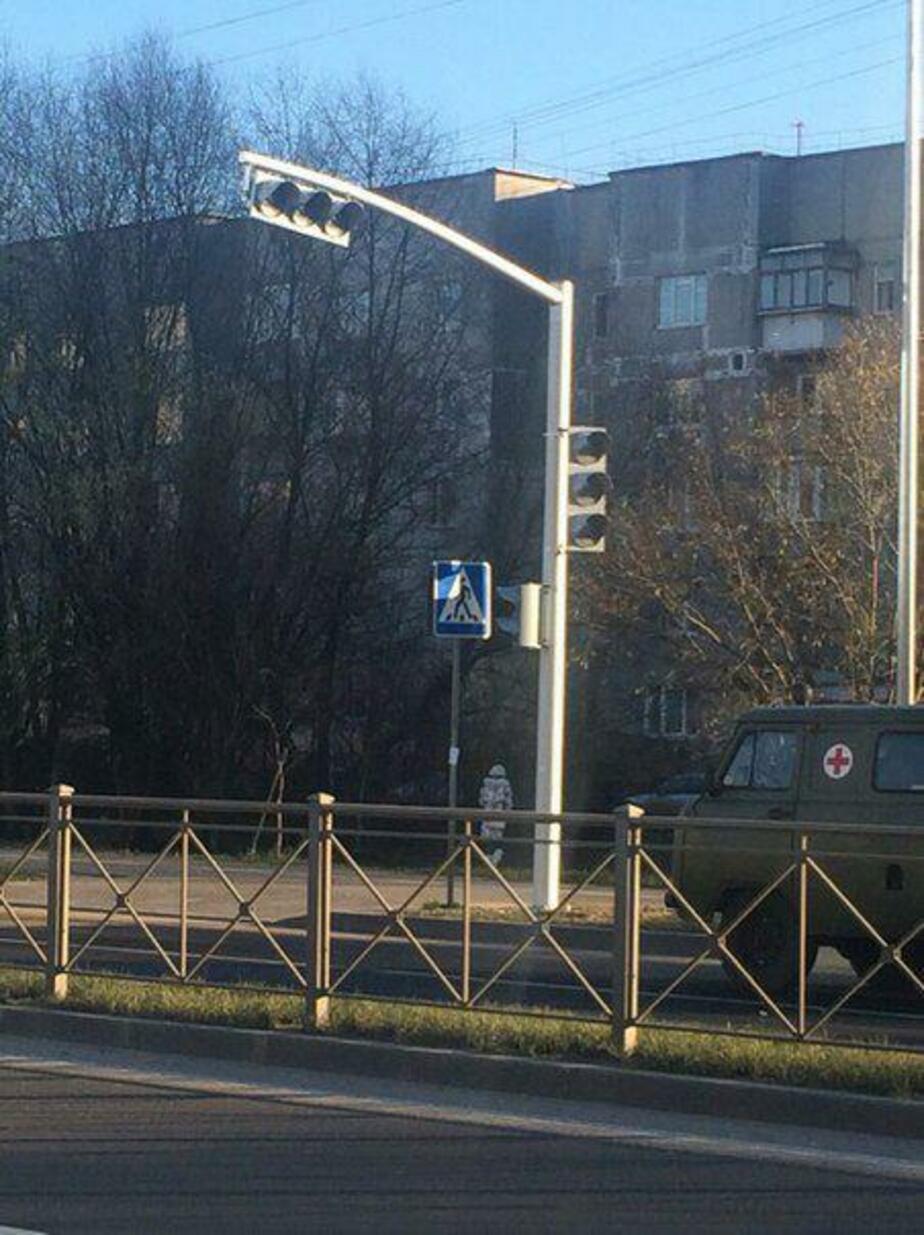 В Калининграде будут устанавливать больше светофоров над дорогами - Новости Калининграда