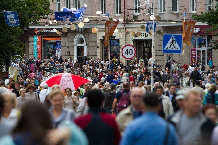 Стала известна программа празднования Дня города в Калининграде  - Новости Калининграда