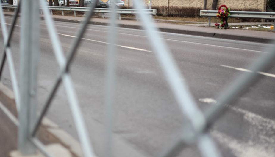 В Славском районе водитель переехал лежащего на земле мужчину - Новости Калининграда
