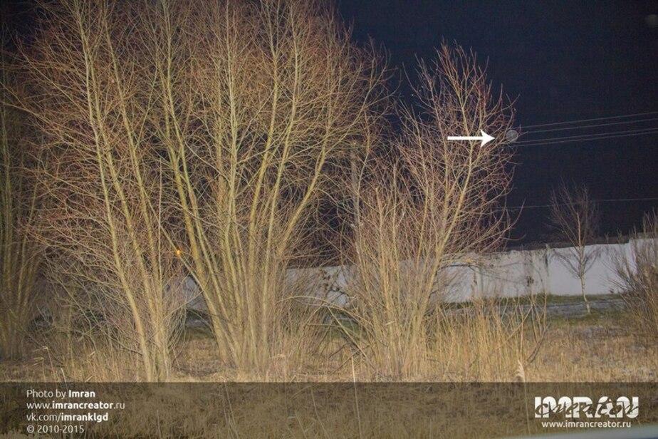 День НЛО: калининградцы выложили в Сеть снимки необъяснимых явлений  - Новости Калининграда