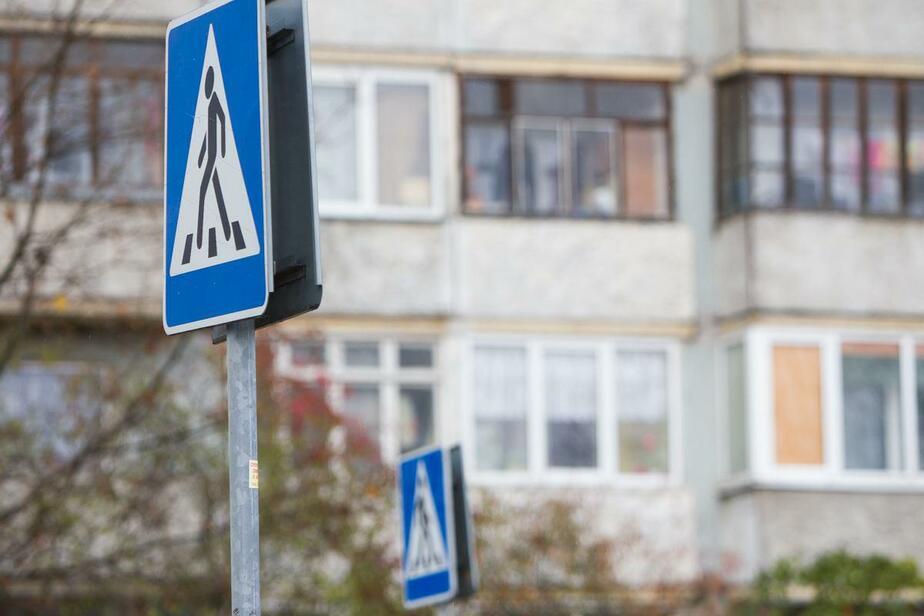 На ул. Озерова сбили 55-летнего мужчину, переходившего дорогу в неположенном месте - Новости Калининграда