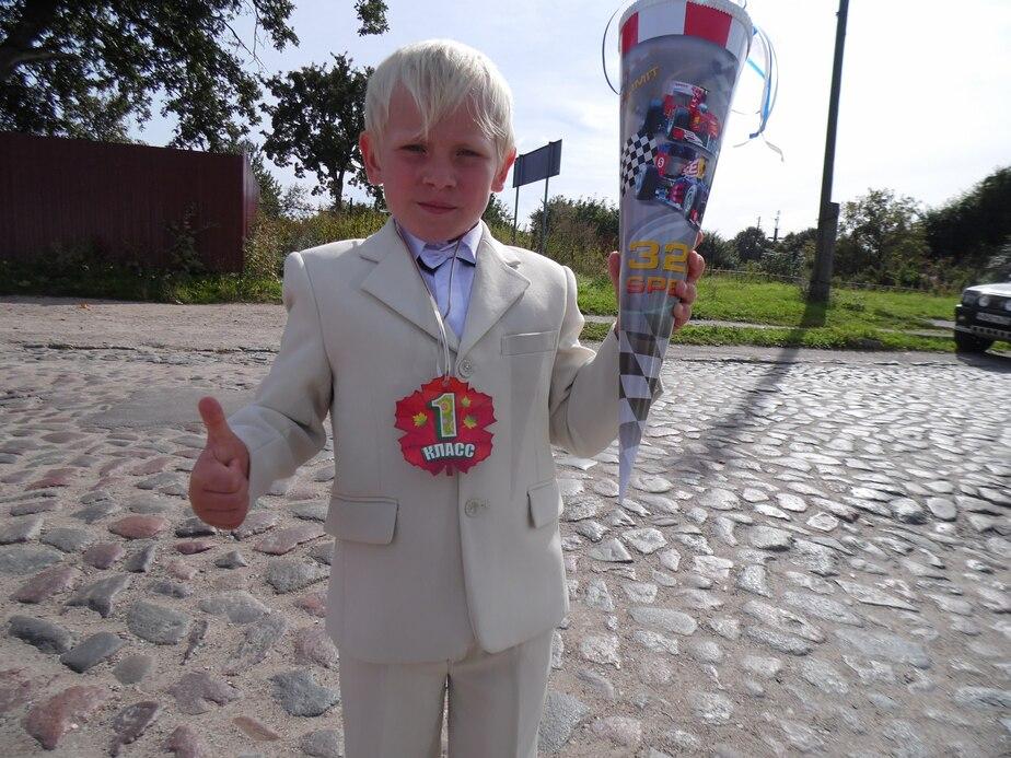 Сбитому при выходе из школьного автобуса калининградцу собирают деньги на  операцию  на черепе  - Новости Калининграда