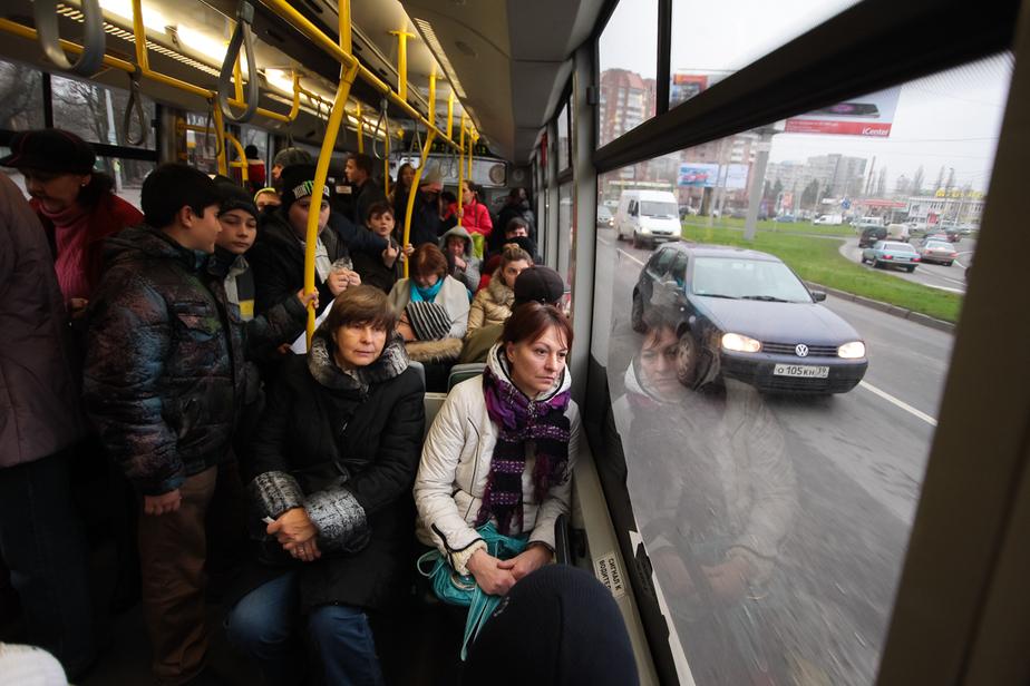Гостей ЧМ-2018 предложили возить из аэропорта к стадиону на троллейбусах