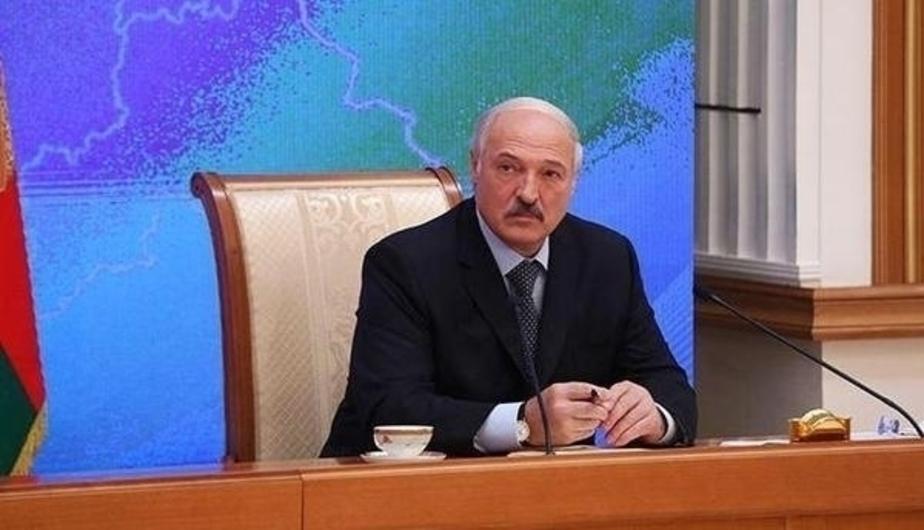 Фото с официального сайта президента Белоруссии