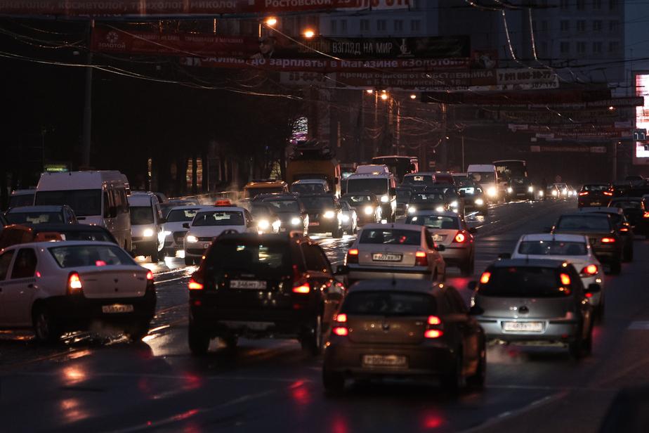 Два ДТП парализовали движение на двух улицах в Калининграде - Новости Калининграда