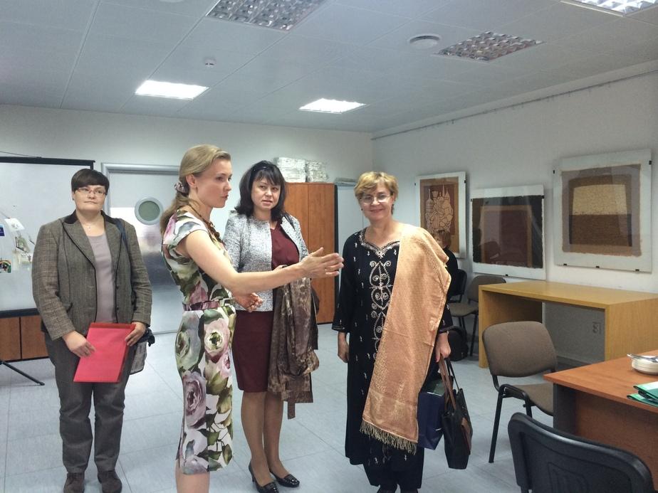 Супруга индийского посла пожертвовала средства для лечения калининградских детей - Новости Калининграда