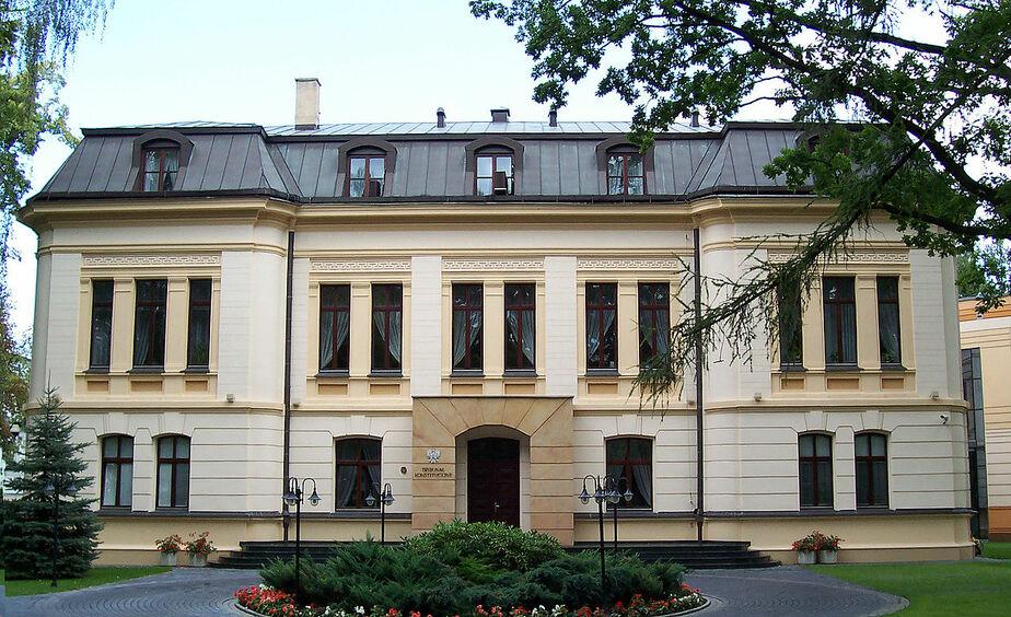 У здания Конституционного суда в Варшаве началась массовая акция протеста - Новости Калининграда