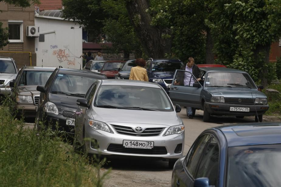 Разработчики генплана предлагают развивать подземные паркинги в Калининграде - Новости Калининграда