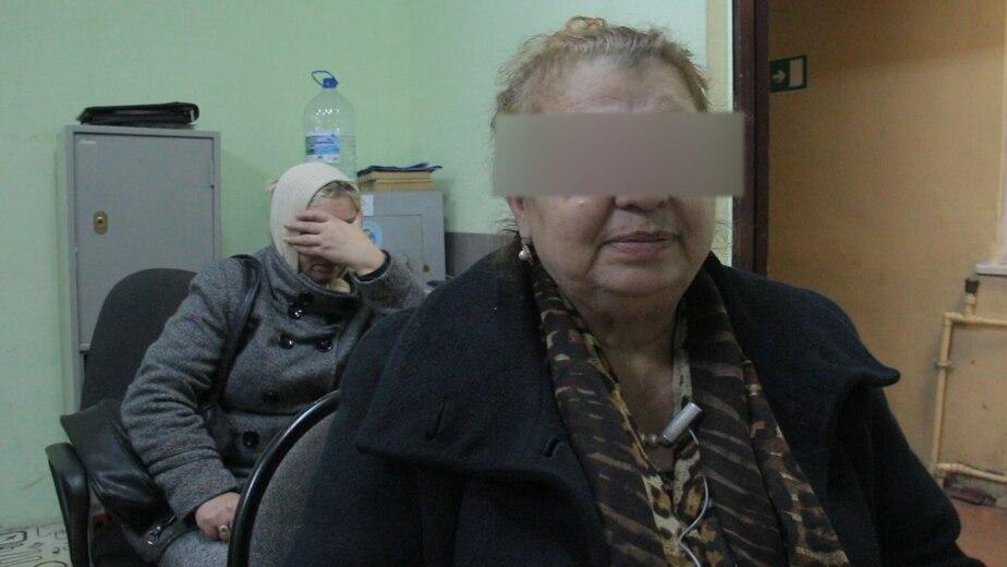 В Калининграде две пенсионерки устраивали в магазинах давку и воровали