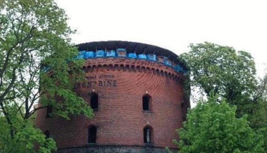 Федеральные власти расторгли договор на реконструкцию башни Кронпринц - Новости Калининграда