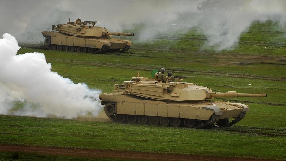 К границе с Калининградской областью перебросят американские танки - Новости Калининграда
