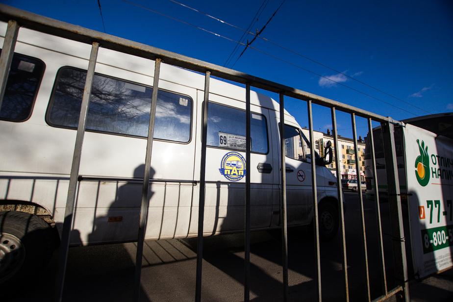 Калининградские перевозчики планируют выйти на митинг