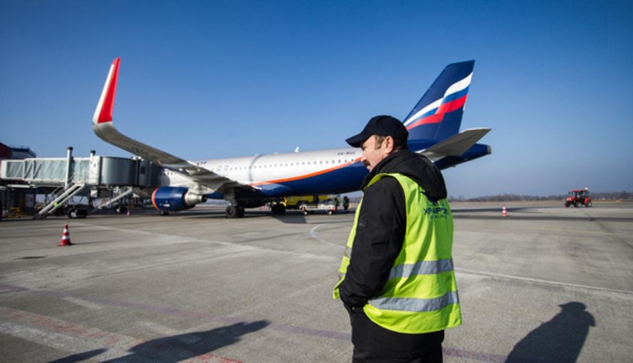 Почти на 40% в октябре уменьшилось число пассажиров, вылетевших из калининградского аэропорта за рубеж - Новости Калининграда