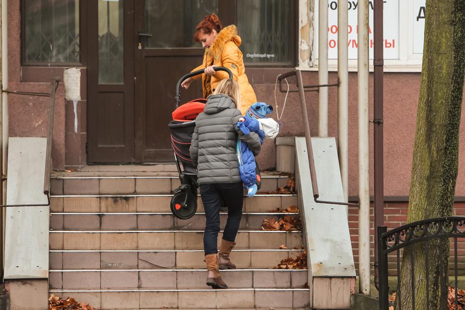 Калининградка отстаивает право месячного сына наблюдаться в поликлинике по месту проживания - Новости Калининграда