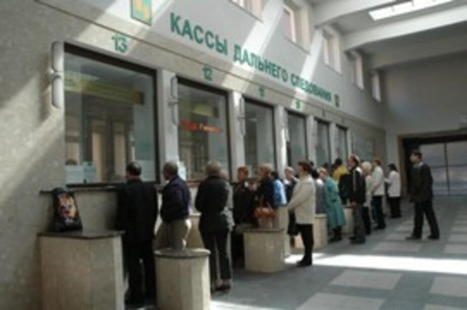 В новогодние праздники пустят дополнительные поезда сообщением Калининград — Москва