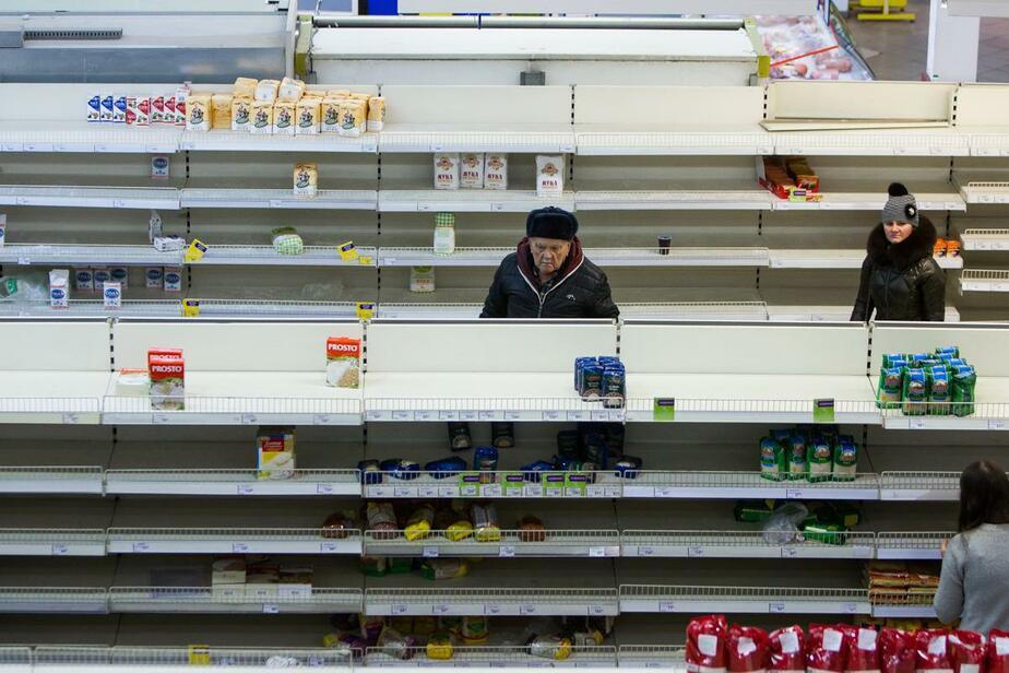 В России выросла стоимость минимального набора продуктов  - Новости Калининграда