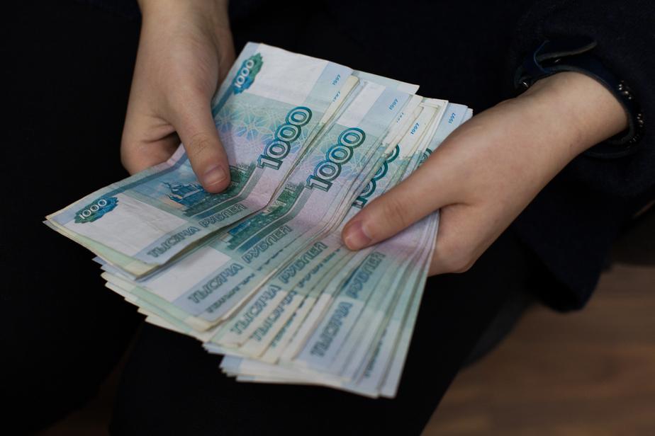 Госдуме предложили штрафовать на 1 миллион рублей за задержку зарплаты - Новости Калининграда