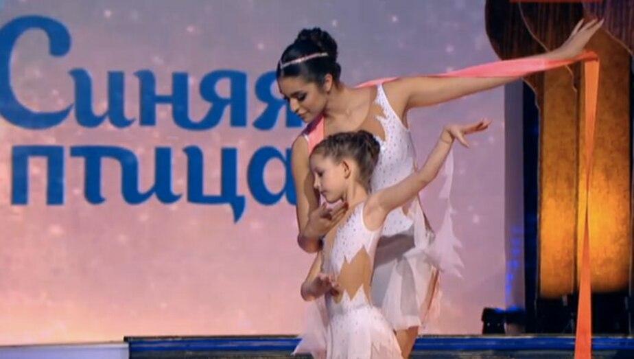 7-летняя калининградская финалистка телеконкурса получила высший балл от Цискаридзе и других звёзд