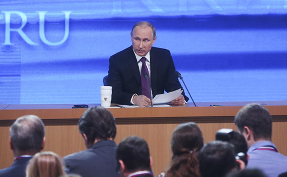 Путин анонсировал отмену транспортного налога для грузовиков - Новости Калининграда