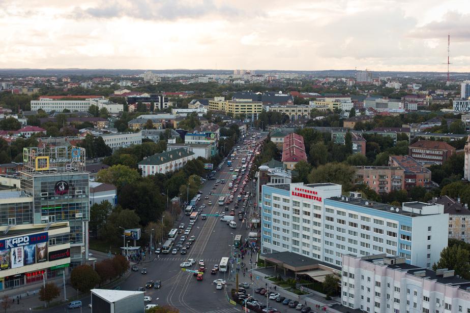 Сам себе гаишник: калининградцы нашли на Московском проспекте места под островки безопасности - Новости Калининграда