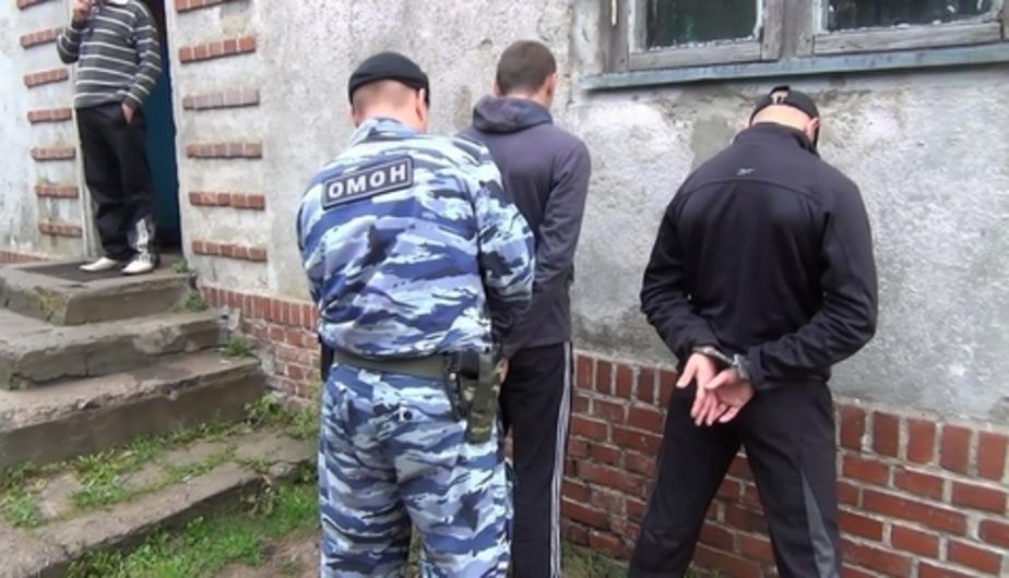 Фото из архива пресс-службы УМВД по Калининградской области