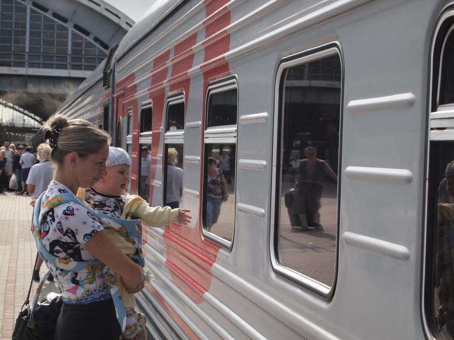 17 июля из Калининграда к морю назначено 10 дополнительных ж/д рейсов  - Новости Калининграда