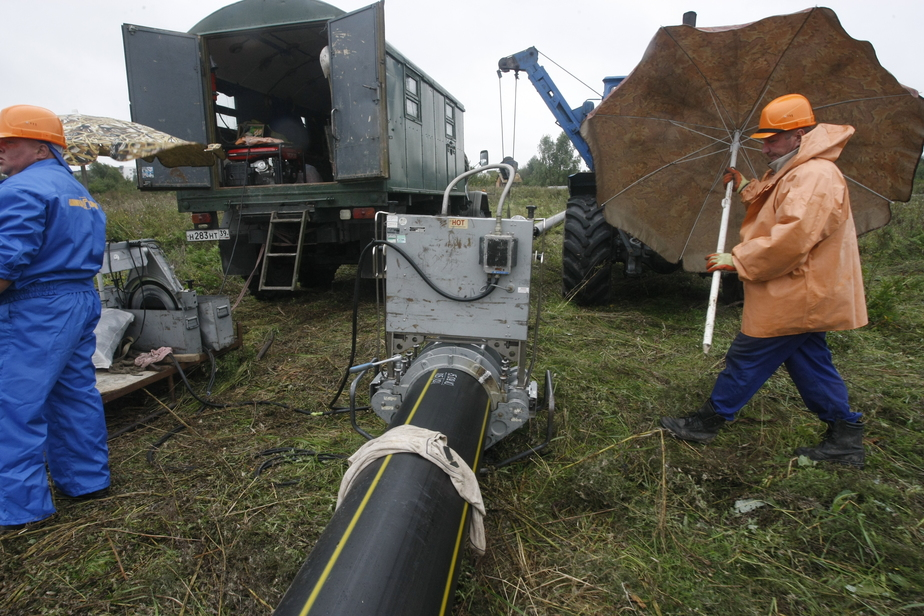 """В 2016 году """"Газпром"""" будет платить меньше за транзит газа через Литву в Калининград"""