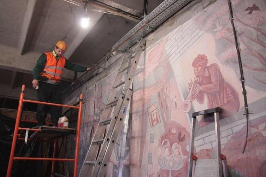 Калининградский Дворец бракосочетаний отремонтируют к концу марта