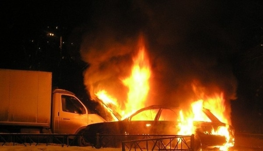 В Калининграде задержали автомобильного поджигателя - Новости Калининграда